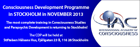 Consciousness Development Programme